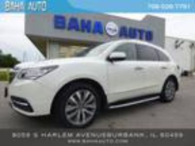 2016 Acura MDX w/Tech/Entertainment for sale