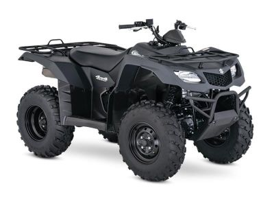2017 Suzuki Motor of America Inc. KingQuad 400ASi Special Edition Utility ATVs Little Rock, AR