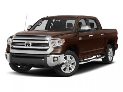 2017 Toyota Tundra Platinum (Red)