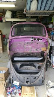 Parting out project car
