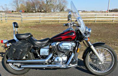 2005 Honda Shadow Spirit 750 Cruiser Motorcycles Marengo, IL