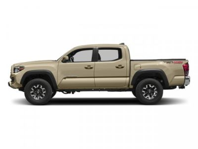 2018 Toyota Tacoma TRD Off Road Double Cab 6' Bed (Quicksand)