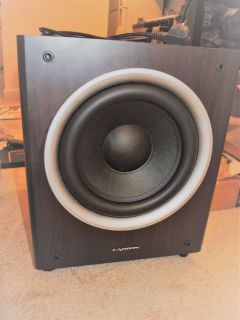 Home Theater Subwoofer (dual voltage)