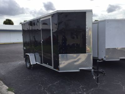 2020 Cargo Express XLW6X12SI2 Extra Tall Cargo Trailers Fort Pierce, FL
