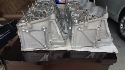 SMALL BLOCK CHEVY R03 HEAD