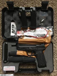 For Sale: Smith & Wesson M&P 9mm 2.0 NEW