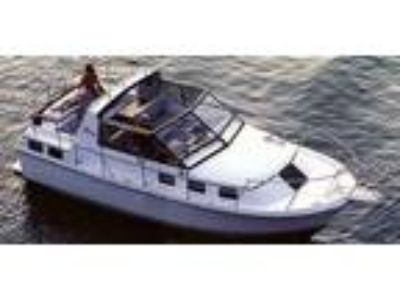 1989 CARVER YACHTS 2807 Riviera