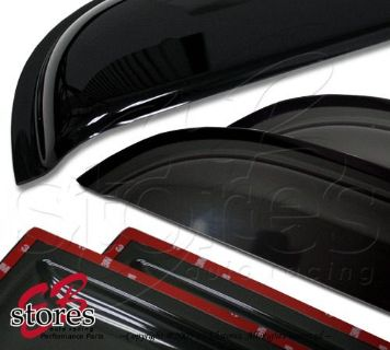 Purchase Vent Shade Outside Mount 2mm Window Visor Sunroof 5pcs Combo Honda Odyssey 05-07 motorcycle in La Puente, California, United States, for US $34.77