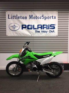 2019 Kawasaki KLX 110 Motorcycle Off Road Littleton, NH