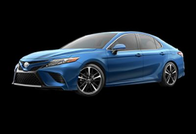 2019 Toyota Camry XSE (Blue Streak Metallic)