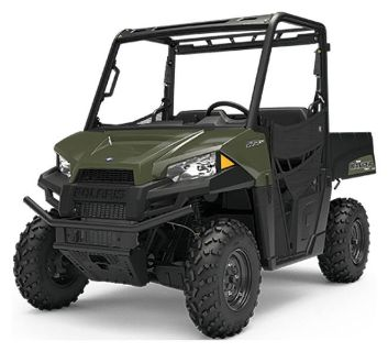 2019 Polaris Ranger 570 Side x Side Utility Vehicles Broken Arrow, OK