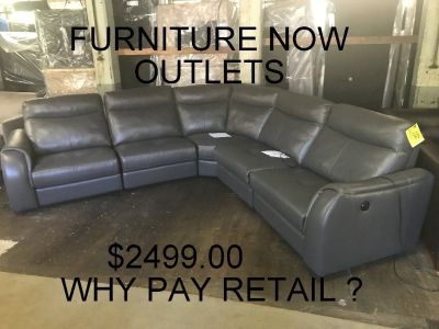 FURNITURE NOW - WHY PAY RETAIL ?