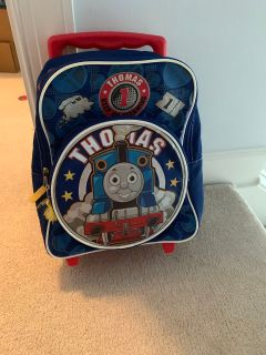 Thomas roller backpack