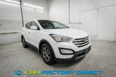 2013 Hyundai Santa Fe Sport 2.4L (White)