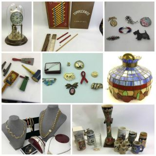 Jewelry, Vintage and Furniture in..