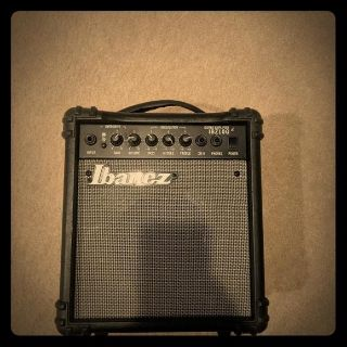 IBANEZ IBZ 10 G GUITAR AMP! GREAT CONDITION!