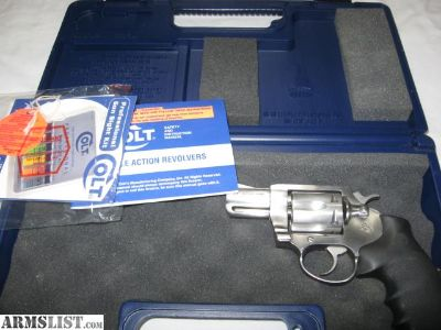 For Sale: COLT MAGNUM CARRY, ONLY ONE YEAR, ATTENTION COLT COLLECTORS