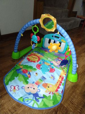 Kick n Play Piano Activity Mat