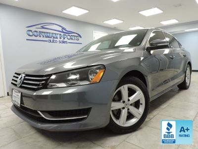 2013 Volkswagen Passat 4dr Sedan 2.5L Automatic SE w/Sunroof