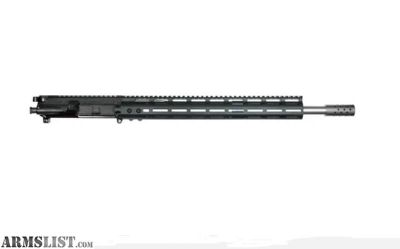 "For Sale: Factory new GLFA AR-15 COMPLETE UPPER .450 BUSHMASTER 18"" S/S M-LOK"