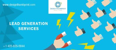 Lead Generation services(405-655-5844) in OKC,EDMOND| DesignThumbprint