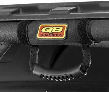 Find Quadboss UTV Roll Cage Mounted Grab Handles Black 2 per package Rhino, Ranger, motorcycle in Loudon, Tennessee, US, for US $21.34