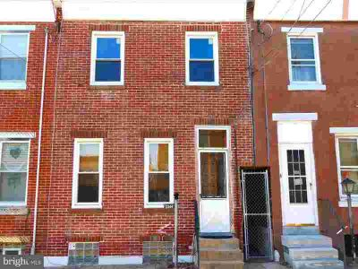 2344 E Hagert St Philadelphia Three BR, Brick Front Home in