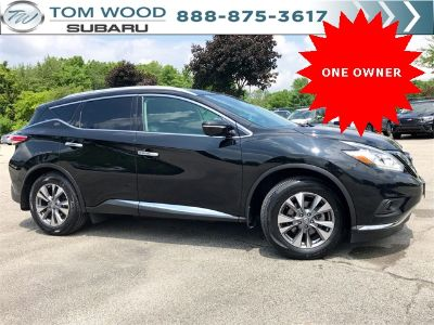 2015 Nissan Murano (Magnetic Black Metallic)