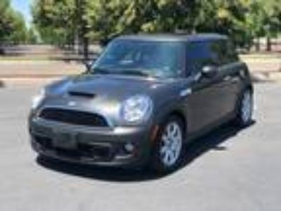 2011 Mini Cooper S Brown,