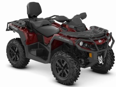 2019 Can-Am Outlander MAX XT 850 Utility ATVs Danville, WV
