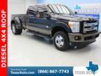 2016 Ford F-350SD King Ranch DRW