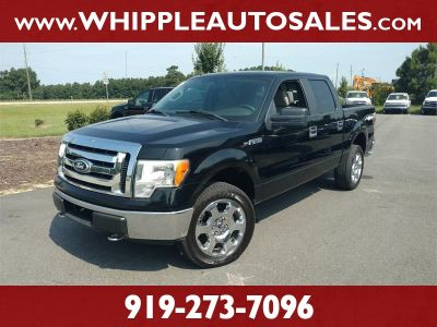 2009 Ford F-150 XL (Black)