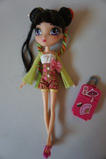 La Dee Da Doll Tylie as Kabuki Cutie from Runway Vacay Collection