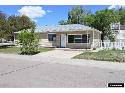 3 Bed 2 Bath Foreclosure Property in Rock Springs, WY 82901 - Agate St