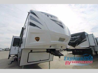 2018 Dutchmen Rv Triton 3551