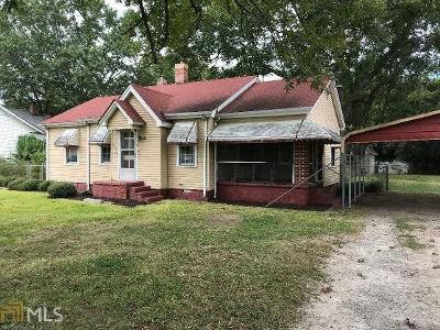 2 Bed 1 Bath Foreclosure Property in Elberton, GA 30635 - Carey St