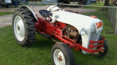 1949 Ford 8N tractor