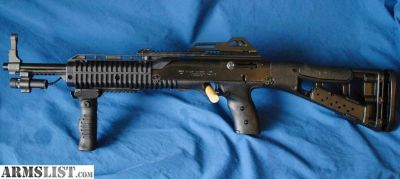 "For Sale: Hi-Point 995 Carbine, 9mm, 16"", W/ Laser # D805"