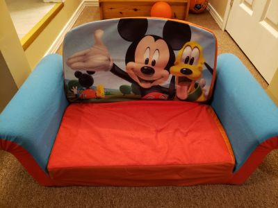 Toddler Chair bed