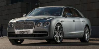 2016 Bentley Flying Spur V8 (Silver)