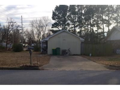 3 Bed 1 Bath Preforeclosure Property in Springdale, AR 72764 - Sunrise Ave