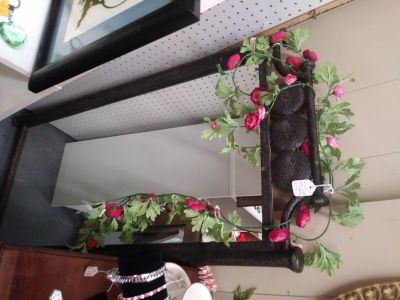 Mirror and Rose Garland