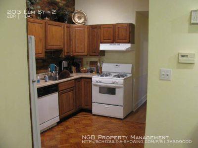Apartment Rental - 203 Elm St
