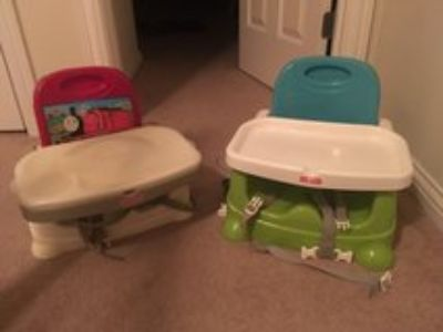 fisher price booster seats