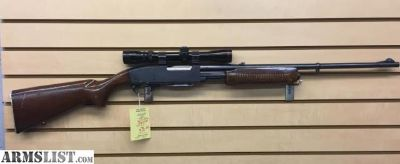 For Sale: REMINGTON 760 300 SAVAGE MADE IN JULY 1954