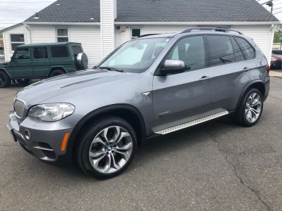 2012 BMW X5 xDrive50i (Platinum Gray Metallic)