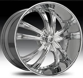 """Find 30""""Lexani LSS-55 Chrome Wheels Rims Chevy Buick Donk motorcycle in Ontario, California, US, for US $5,200.00"""