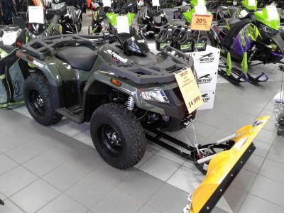 2018 Textron Off Road Alterra 500 Sport-Utility ATVs Kaukauna, WI