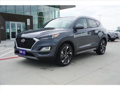 2019 Hyundai Tucson (Coliseum Gray)