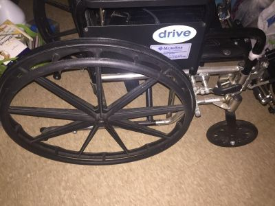Pre owned wheel chair